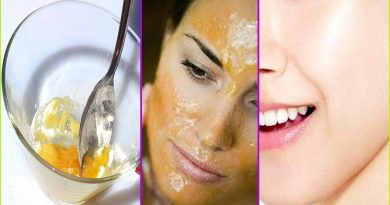 The Most Effective 3 Ingredient Face Mask Remove Spots, Wrinkles, Scars, And Acne