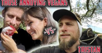 Those Annoying Vegans vs Tristan | LIVE debate