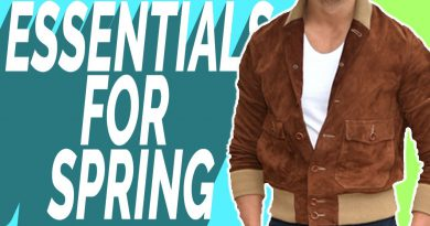 Top 10 Men's Essentials For Spring | Guy's Style Must-Haves 2020