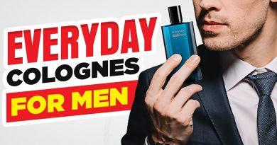 "Top 10 ""EVERYDAY"" Colognes For Men (2020 Most VERSATILE Fragrances)"
