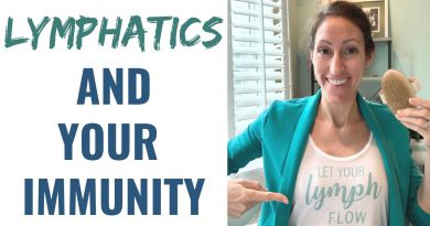Your Lymphatics & Viral Infection | Lymphatic Motivation Tips for Lymphedema Patients & Autoimmunity