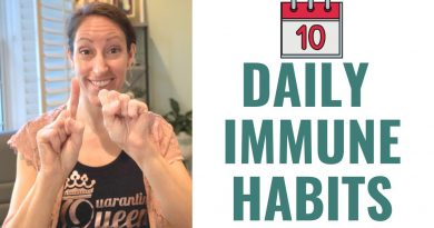 10 Daily Habits to Improve Your Immunity
