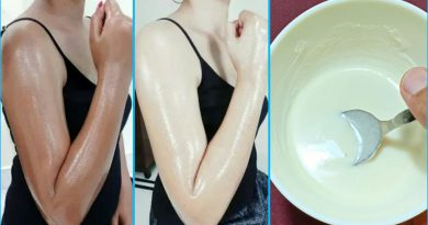 100% Working Skin Whitening Home Remedy With Rice Flour, Get Fair Clear And Glowing Skin