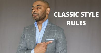 14 Men's Style Rules That Never Go Out Of Style
