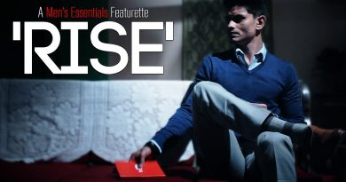 'RISE' - A Men's Essentials Featurette | Men's Lifestyle Inspiration | Short by Mayank Bhattacharya