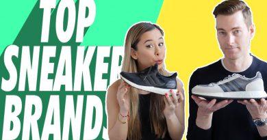 6 Best Men's Sneaker/Trainer Brands In 2020 | Ashley Weston | Dorian