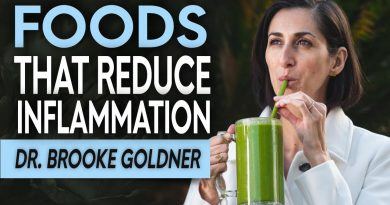 A Green Smoothie a Day Keeps Inflammation at Bay: With Dr. Brooke Goldner