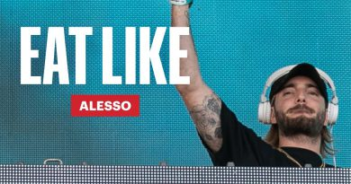 Alesso's Gluten-Free, Dairy-Free Diet Explained | Eat Like a Celebrity | Men's Health