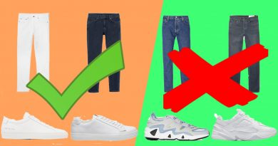 Best Way To Wear Jeans With Sneakers/Trainers, Boots, Dress Shoes For Men | Ashley Weston & Dorian