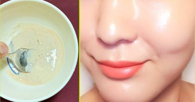 Clear Skin Homemade Face Pack / Get Even Skin Tone Naturally At Home