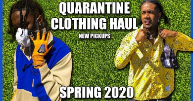 EVERYTHING I've BOUGHT DURING QUARANTINE | Men's Spring Fashion Clothing Haul 2020