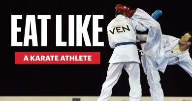 Everything a Karate Champion Eats in a Day   Eat Like   Men's Health