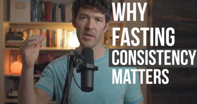 Fasting Every Monday + New Theory About Consistency
