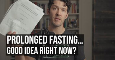 Fasting & Autophagy: Extended VS Intermittent Fasting  w/ COVID-19