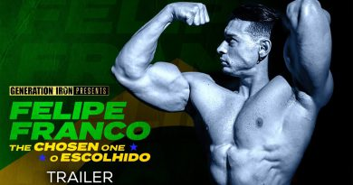 Felipe Franco: The Chosen One - Official Trailer (HD) | Bodybuilding Documentary