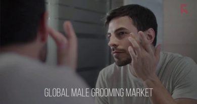 Global Male Grooming Market