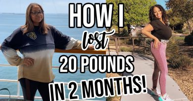 HOW I LOST 20 POUNDS IN 2 MONTHS! | WEIGHT LOSS JOURNEY 2020
