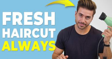 HOW TO KEEP YOUR HAIRCUT FRESH FOR LONGER | Men's Hairstyle 2020 | Alex Costa