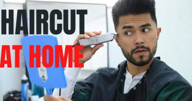How to Cut Your Hair At Home (Barber Tips)   How To Get A Clean Fade