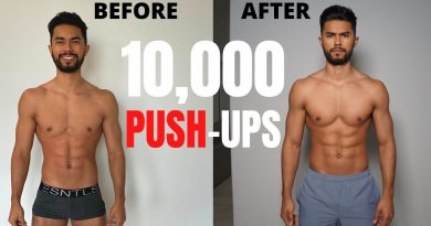 I Did 300 Pushups EVERY Day for 30 Days, And This Happened.....