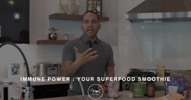 Immune power : Your Superfood Smoothie