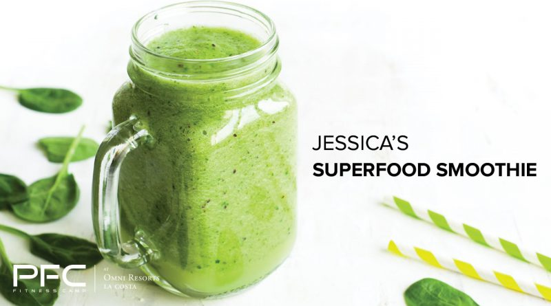Jessica's Superfood Smoothie