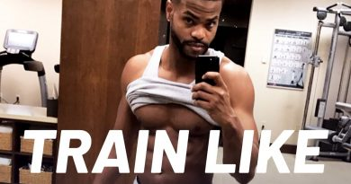 King Bach's No-Equipment Boxing Workout | Train Like a Celebrity | Men's Health