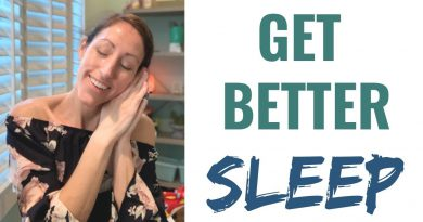 LIVE:  How to Get Better Sleep Naturally