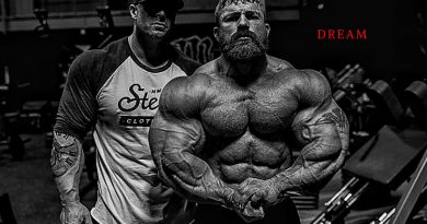 LIVING THE DREAM [HD] Bodybuilding Motivation