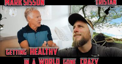 Live w/ Mark Sisson | getting HEALTHY when the world's GOING CRAZY