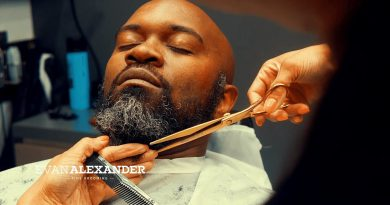 Master Barber Gives a Full Beard Spa Treatment | Men's Grooming Specialist Toia Cuts