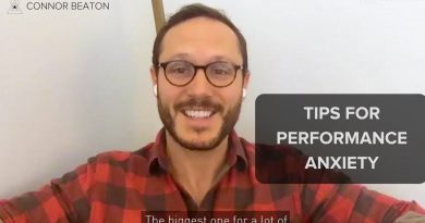 Men watch this if you have sexual performance anxiety