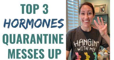 Quarantine Hormone Imbalance Impact - Men, Women & Teens & How to Balance These Hormones Naturally
