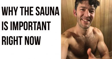 Sauna: why it's important right now