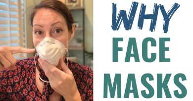Scientific Data About Asymptomatic Viral Transmission - Face Masks & Financial News