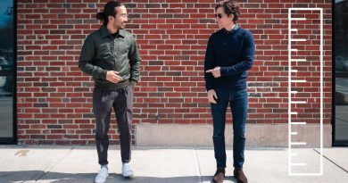 Style Tips For Short Men | With The Modest Man