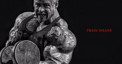TRAIN INSANE [HD] Bodybuilding Motivation