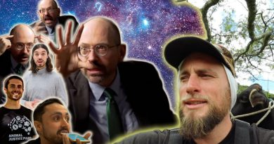 The Cosmic Mystery of Dr. Greger & The Fraternal Order of Professional Vegan Activism
