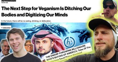 Veganism & Transhumanism | Jay Dyer + Tristan | Digital Kibble Diet and the New World Religion