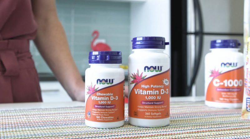 Vitamin-D Supplement Basics   Dawn Jackson Blatner for NOW