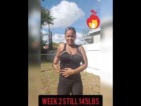 Weight Loss Journey Week #2