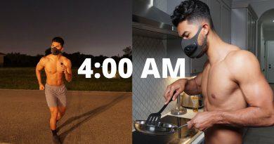 Why I Wake Up At 4:00 AM.....My Quarantine Morning Routine