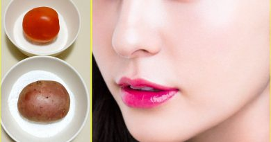 You Look 15 Years Younger With Using Potato And Tomato Anti Aging Secret Home Remedy