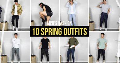 10 spring outfit ideas for 2020 | men's fashion | jairwoo