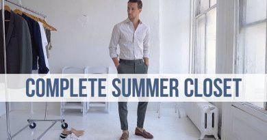 12 Summer Closet Essentials | Men's Fashion | Outfit Inspiration