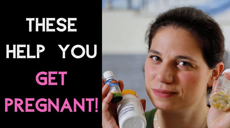 5 Fertility Supplements That Help You Get Pregnant   Vitamins That Increase Fertility