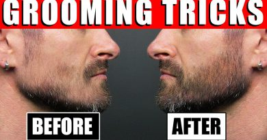 6 Grooming Tricks Daddy DIDN'T Teach You to Look BETTER!