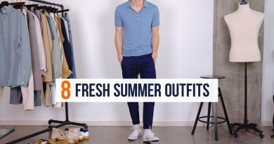 8 Summer Outfits for Men | Men's Style & Outfit Inspiration for Summer 2020