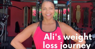Ali's Weight Loss Journey