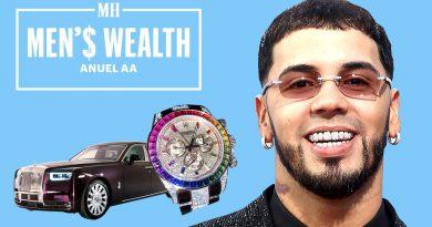 Anuel AA on The Worst Money He's Ever Blown   Men'$ Wealth   Men's Health